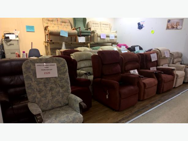 Top Brand Riser Recliner Chairs at Unbeatable Prices in Dudley