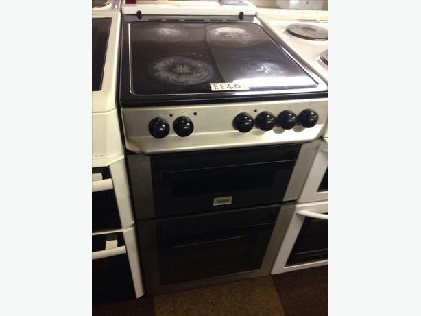 ZANUSSI 50CM ELECTRIC COOKER092