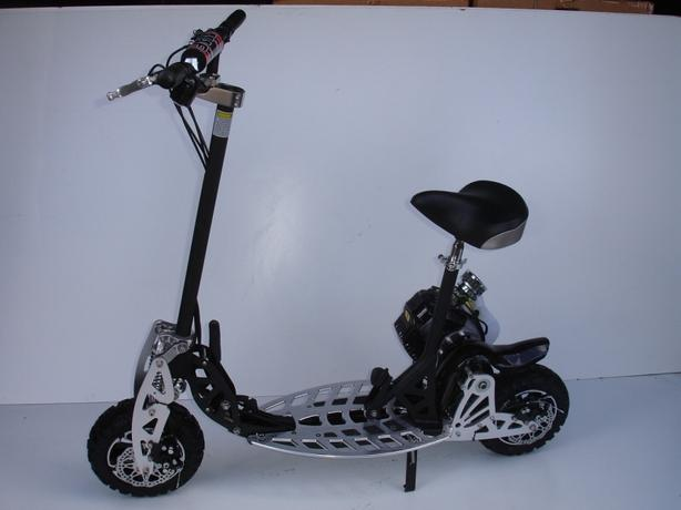 2 speed 71cc petrol scooter