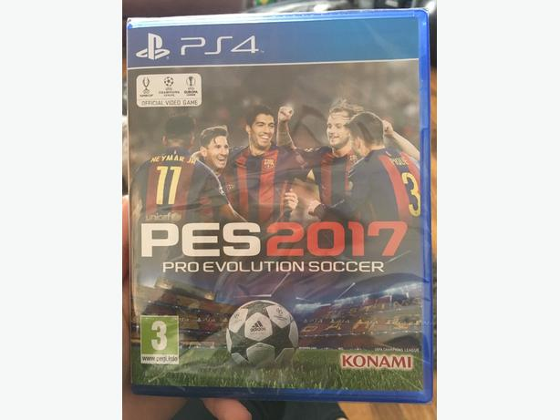 Pro Evolution 2017 07392 112579