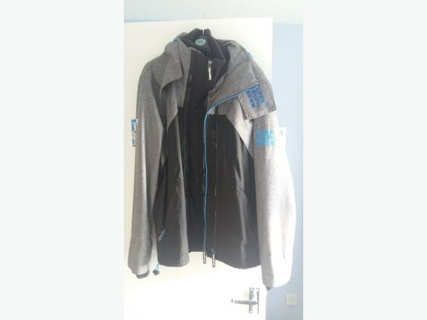 Mens Superdry Jacket Large