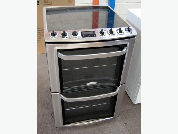 Electrolux 60cm Electric Cooker, Ceramic Hob, Fan Oven, 6 Month Warranty