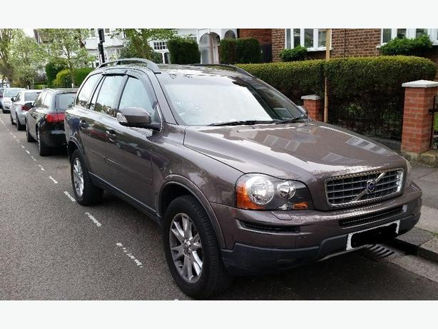 06 Volvo XC90 2.4 D5 SE Geartronic AWD