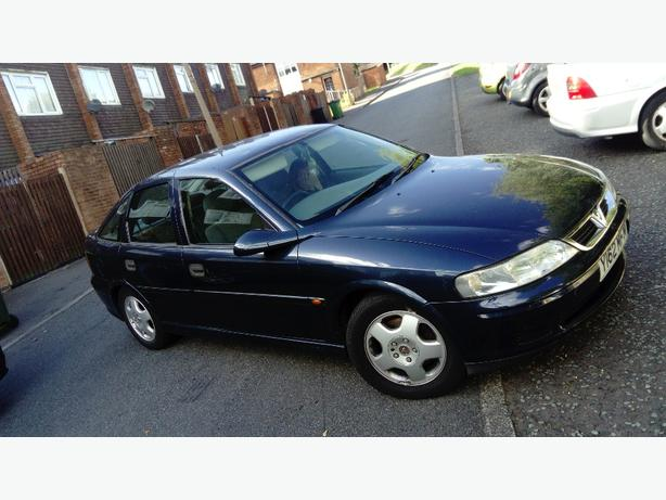 Cheap ripper Vauxhall vectra £100 Need gone today