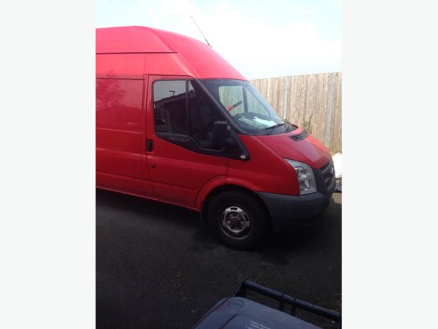 ford transit hign top lwb