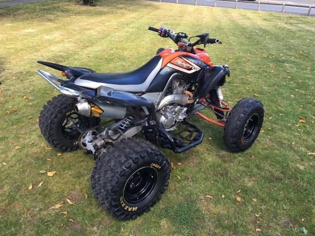 2007 YAMAHA RAPTOR 700r SPECIAL EDITION *ROAD REGISTERED*