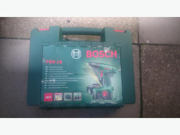 Bosh cordless drill