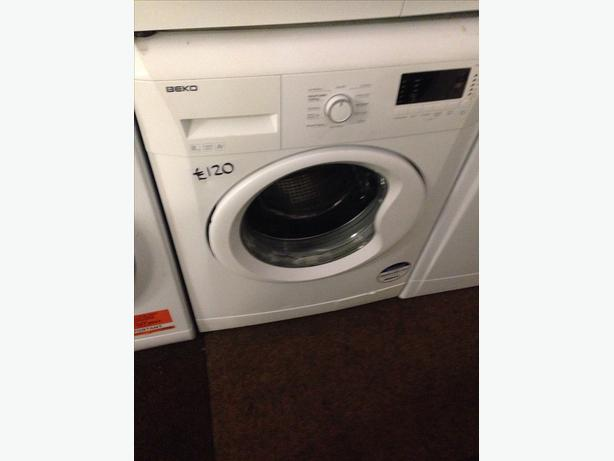 8KG BEKO WASHING MACHINE001