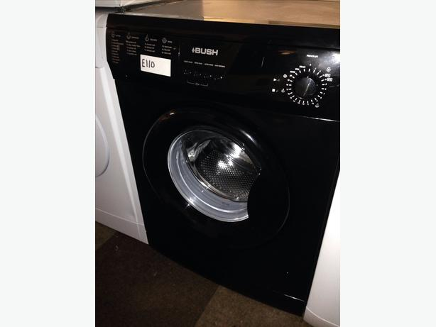 BLACK 6KG BUSH WASHING MACHINE070