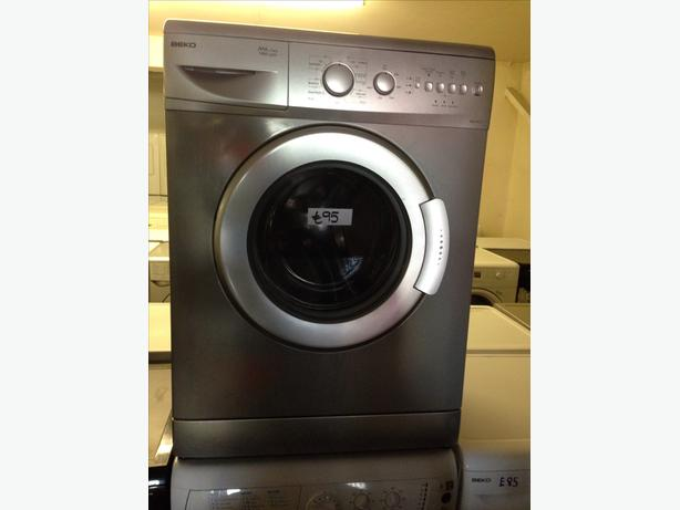 SILVER 6KG BEKO WASHING MACHINE29