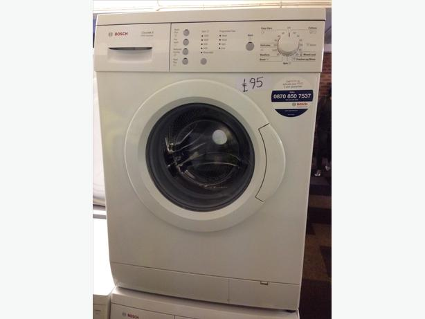 6KG BOSCH CLASSIXX WASHING MACHINE037
