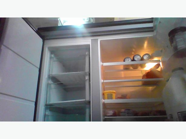 zanussi fridefridge freezer combie