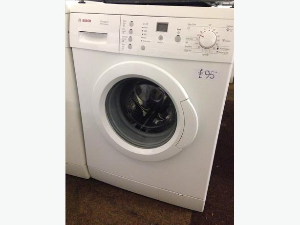6KG BOSCH WASHING MACHINE60