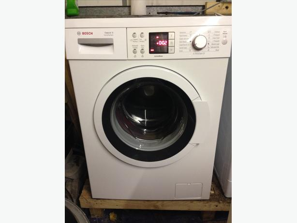 8 KG LOAD BOSCH VARIO PERFECT EXCELLENT WASHING MACHINE WITH GUARANTEE