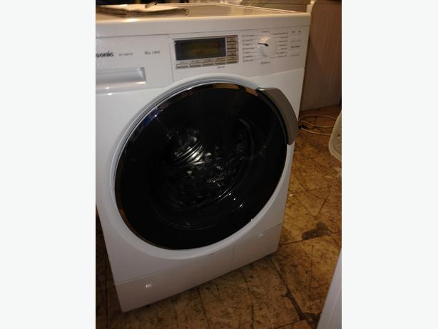 PANASONIC 8 KG WASHING MACHINE/1400 SPIN IN EXCELLENT CONDITION