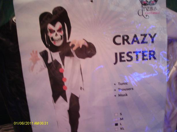 CRAZY JESTER