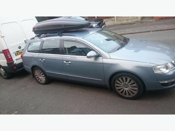 vw passat estate highline dsg gearbox