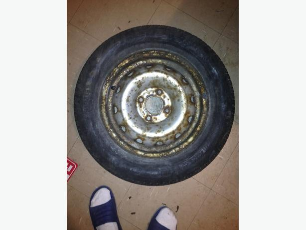 175/70 r14 spare wheel