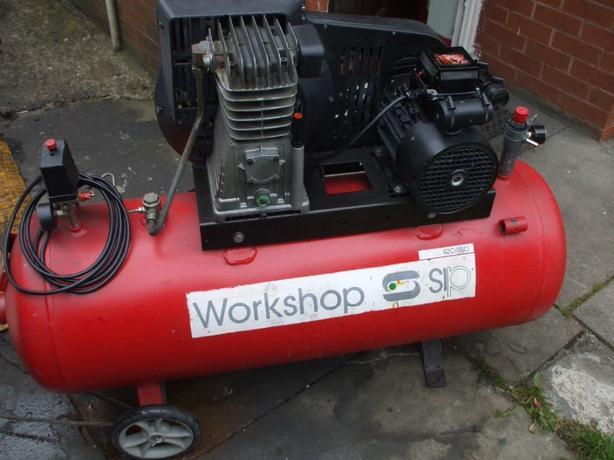 150 litre compressor