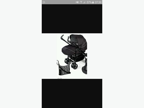 silvercross monodot travel system
