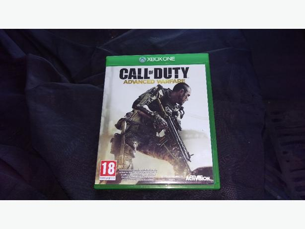 xbox one game advanced warfare