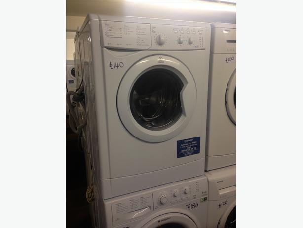 IMMACULATE INDESIT WASHER DRYER - WITH GUARANTEE