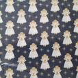 11 packs of  5m 100% cotton fabric various designs