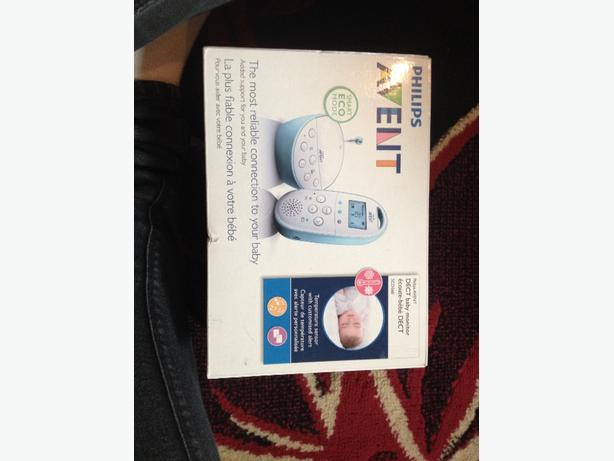 Phillips avent baby monitors/cameras