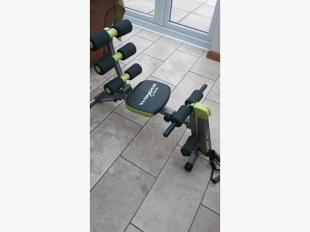 NEW WONDERCORE 2 FITNESS MACHINE