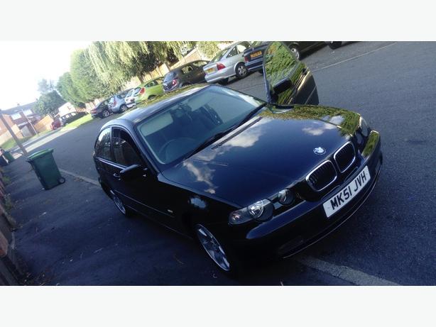 Mint BMW 316  ti se compact £650