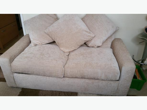 Beautiful brand new double sofa bed