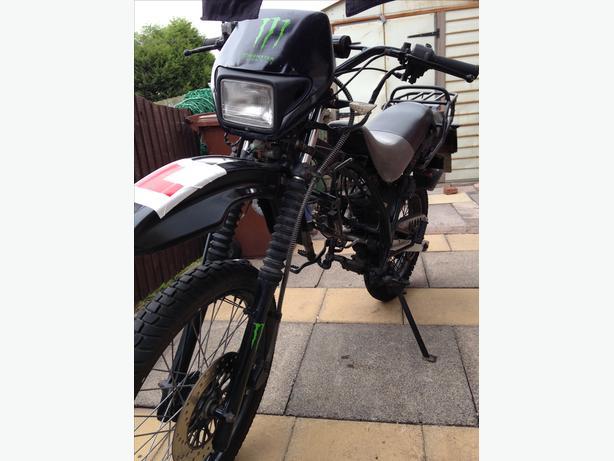2X 125cc sprears or repai