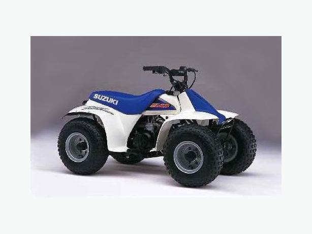 Lt50 Kids Quad WANTED