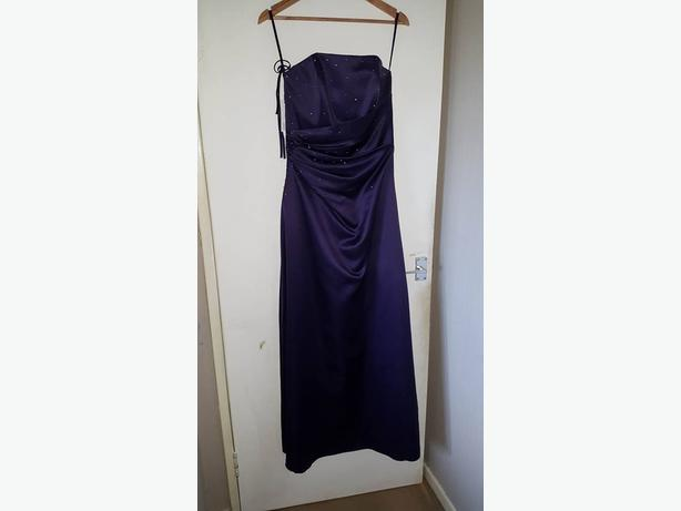 Beautiful Evening/Bridesmaid/Prom Dress By Ebony Rose Designs - Dress 3