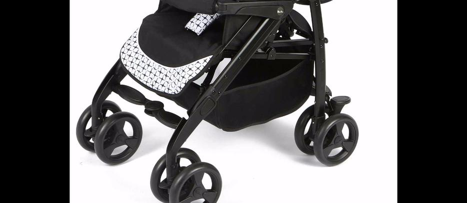 In  Travel System With Pram Car Seat Pushchair Amp