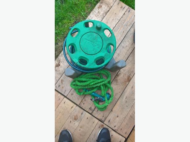 2 garden hose