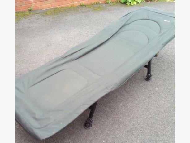 wychwood fishing bed chair