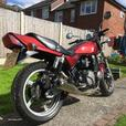 FOR TRADE: kawaskai zephyr 550