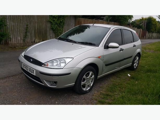 Ford Focus 1.6 Auto 2003 With 12 Months MOT