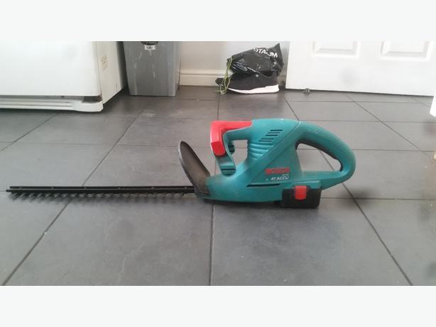 Bosch  cordless edge cutter