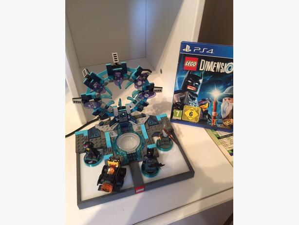 PS 4 LEGO DIMENSIONS