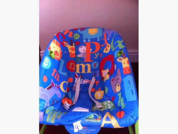 Infant to toddler bouncer