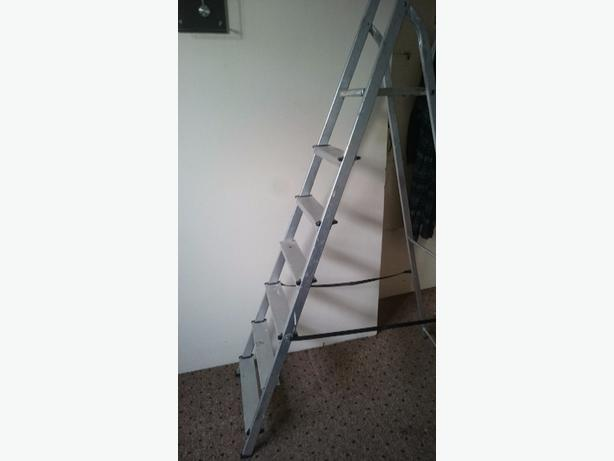 6 step step ladder