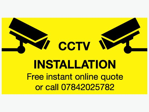 FREE: Instant online quote for CCTV installation