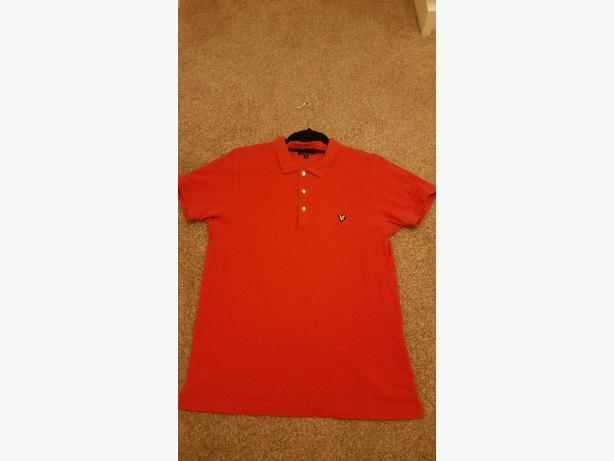 Mens Genuine Lyle and Scott Polo