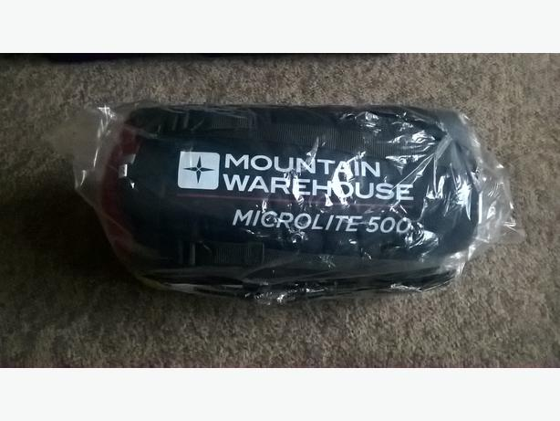 Mountain Warehouse 500 Micro sleeping Bag