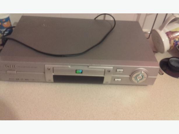 DVD player works fine