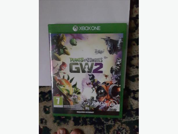 Xbox one pvz2