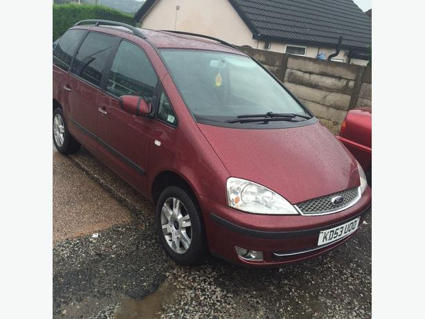 ford galaxy tdi auto 7 seater 53 reg gearbox problem spares or repairs brierley hill. Black Bedroom Furniture Sets. Home Design Ideas
