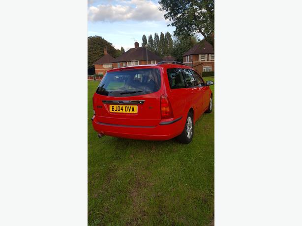 ford focus estate 1.8 ghia